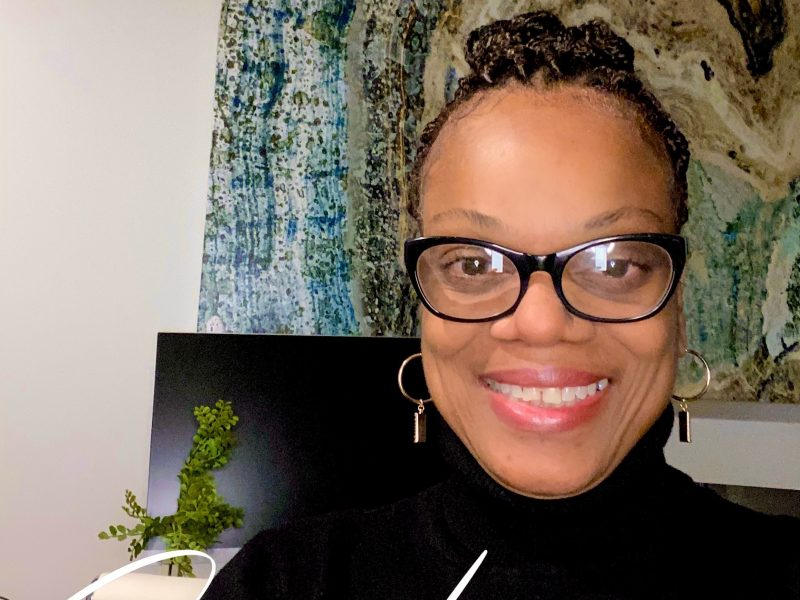 Sherrie Holmes, MS, LMHC