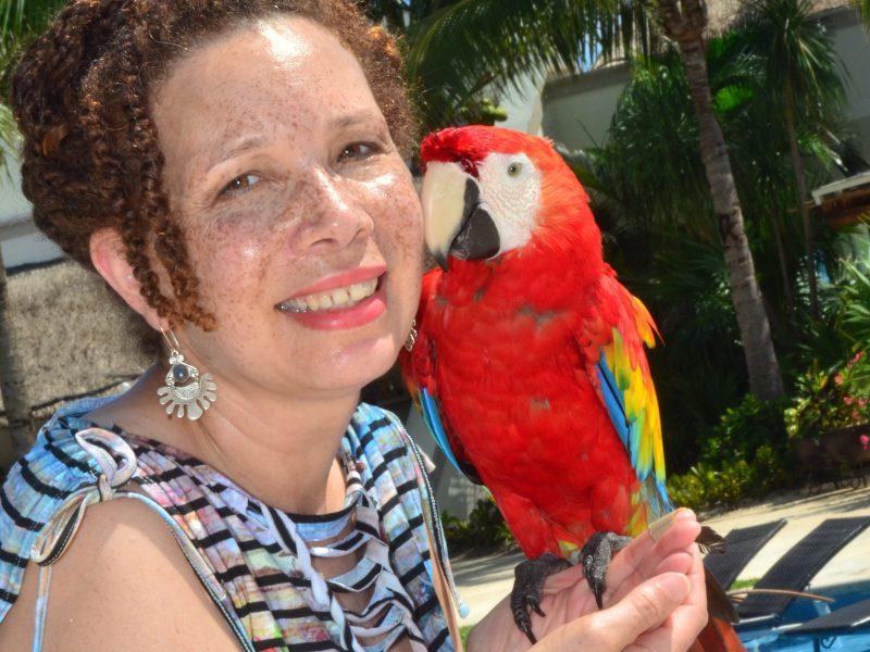 Sheri Stephens, MFA, LMHCA, ATR-P, Birds Flying Free Art Therapy Studio